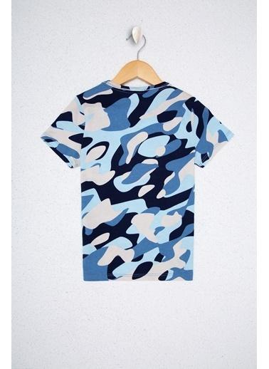 U.S. Polo Assn. U.S. Polo Assn. İndigo Erkek Çocuk T-Shirt İndigo